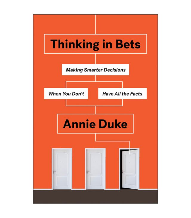 Annie Duke Thinking in Bets