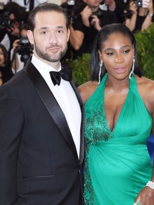 Serena Williams's Husband Surprised Her With 4 Billboards of Daughter Alexis