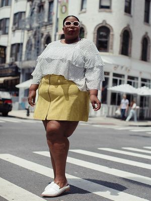 The Freshest Spring Style Ideas for Women Size 14 and Up