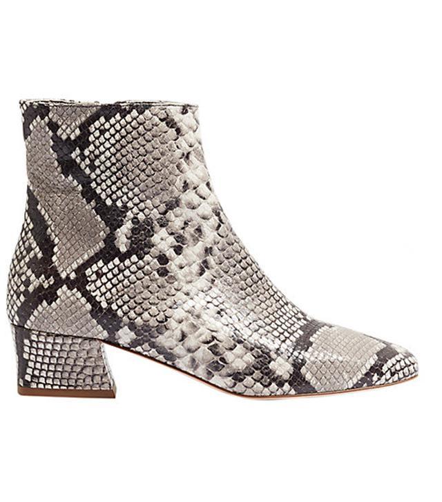 Jigsaw Alde Block Heeled Boots