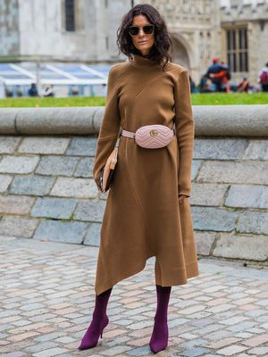 13 Sweaterdresses to Transition Into Autumn
