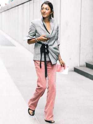 15 Outfits That Prove Wearing Pink Is Underrated
