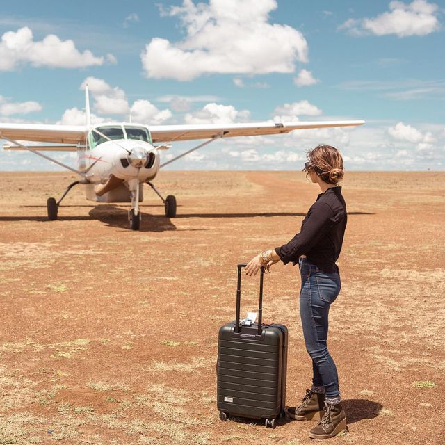 According to Qantas Flight Attendants, This Is the Best Carry-On Luggage