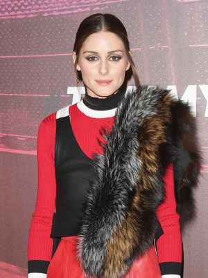 Olivia Palermo Makes This Tricky Pant Trend Look So Easy