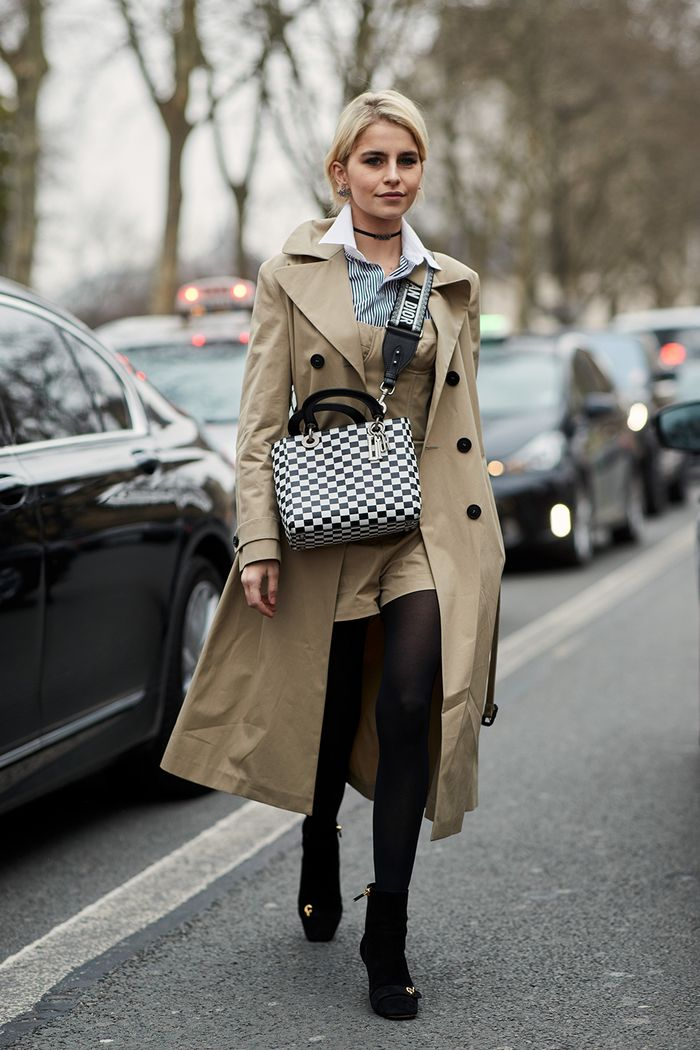 The Latest Street Style From Paris Fashion Week Who What
