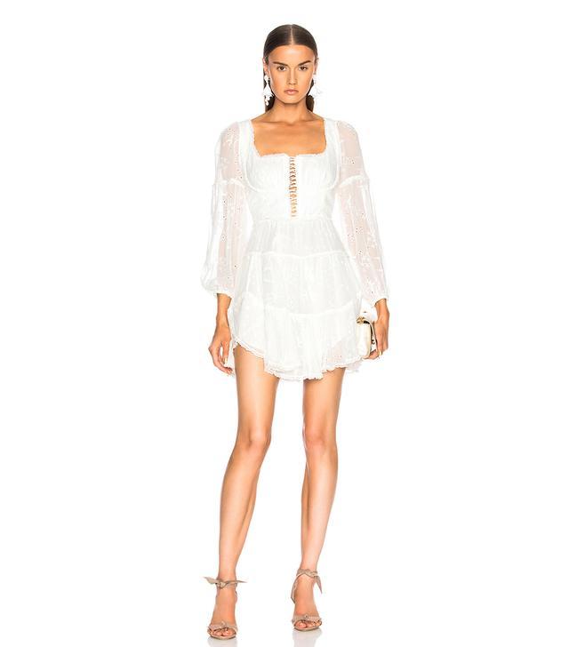 Lovelorn Corset Mini Dress