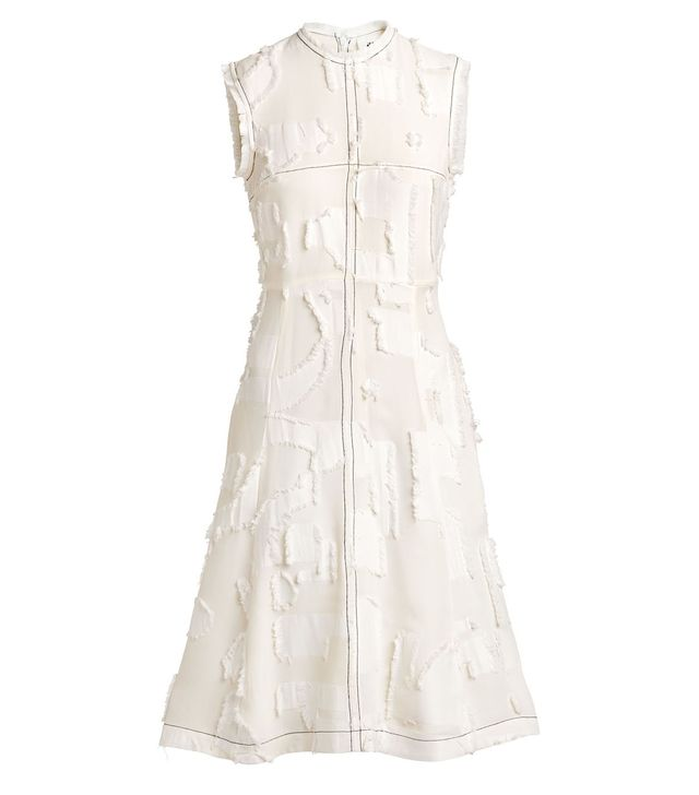 H&M Jacquard-Patterned Dress
