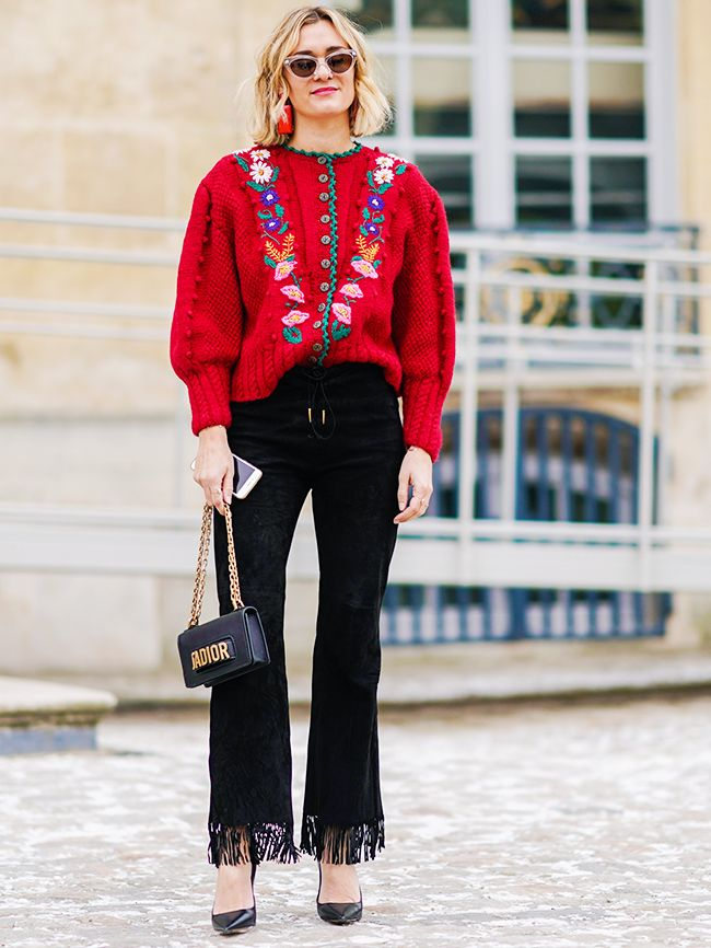 50 Jaw Droppingly Good Outfits From Paris Who What Wear Uk