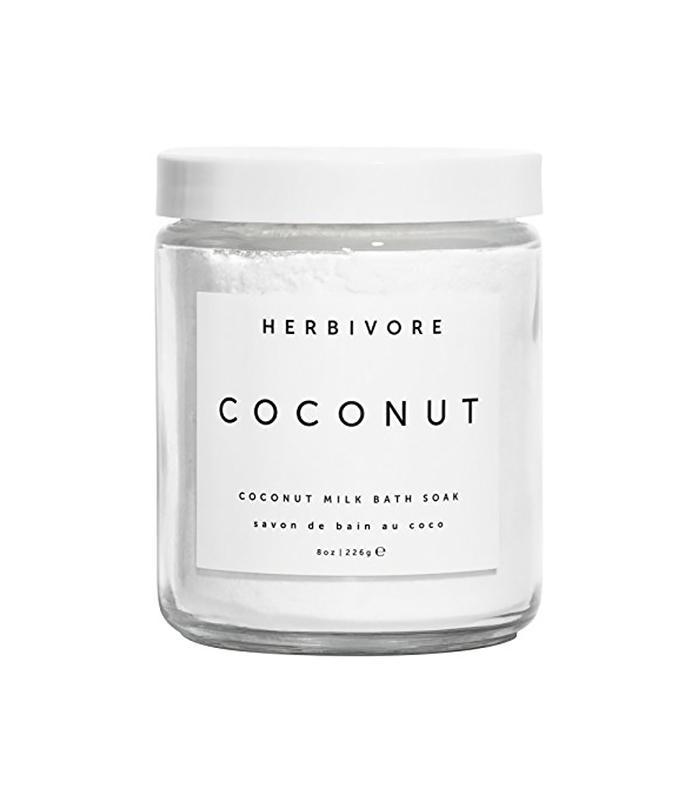 Coconut Milk Bath Soak by Herbivore Botanicals