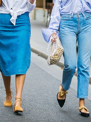 The Spring Shoe Trend We Never Saw Coming