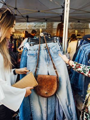 The Flea Markets Where L.A. Girls Find Their Coolest Vintage Pieces