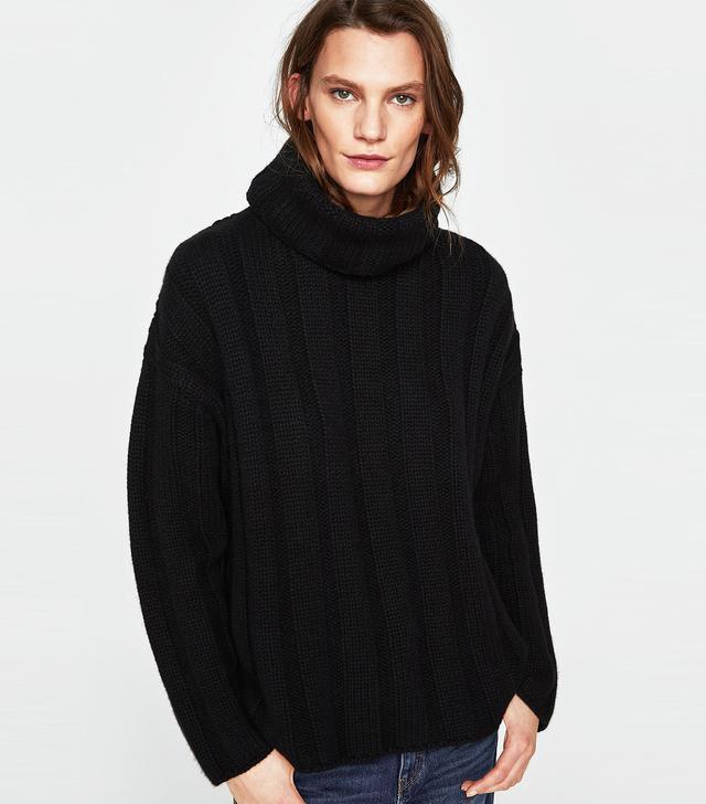 Zara Cashmere Sweater