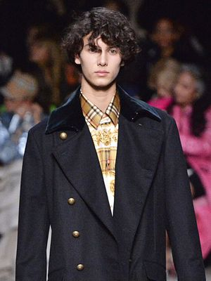 This 18-Year-Old Danish Prince Is Officially a Model Now