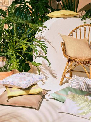 """Yep, We're Obsessed With Zara Home's New """"Greenery"""" Collection"""
