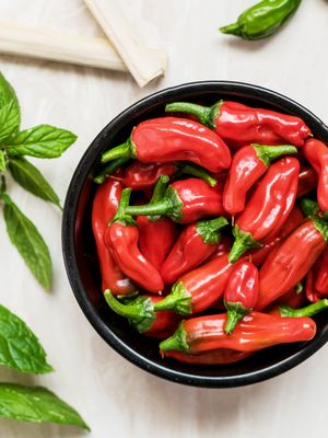 The Top 10 Hottest Peppers in the World