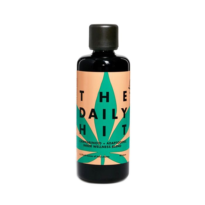 The Daily Hit Cannabinoid + Adaptogenic Inner Wellness Blend by CAP Beauty