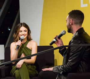 Lucy Hale Tells Us All About Her New Show