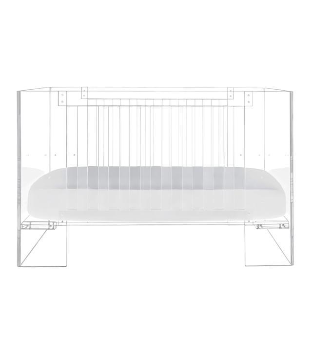 Nursery Works Vetro Crib Clear