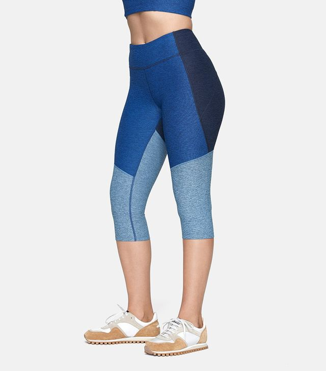 Outdoor Voices Tri-Tone Kneecap Leggings
