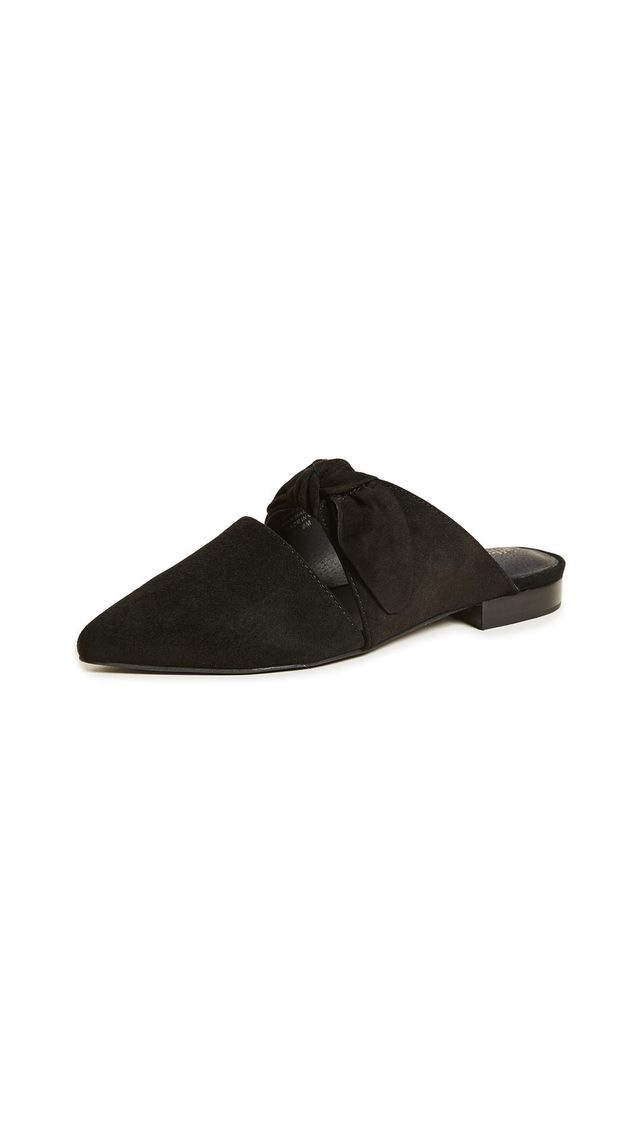 Charlin Point Toe Mules