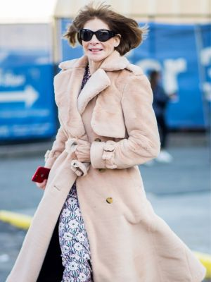 Anna Wintour Miraculously Wore the Same Boots With 11 Outfits