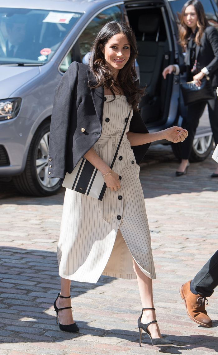 How to Dress Like Meghan Markle: From Her Bags to Her Pumps