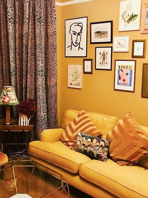 7 Interior Design Ideas We've Stolen From Our Favourite Fashion Contacts
