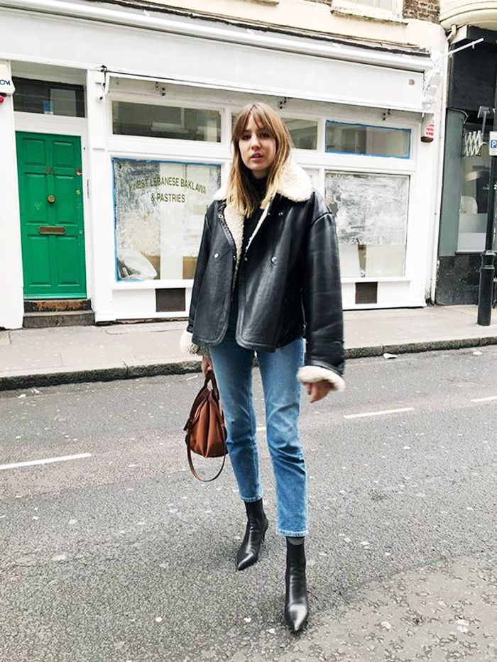 Influencers Wearing High-Street Denim: Urban Outfitters jeans