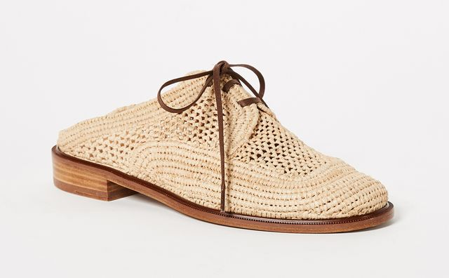 Jaly Oxford Mules