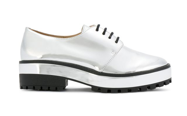 platform oxford shoes