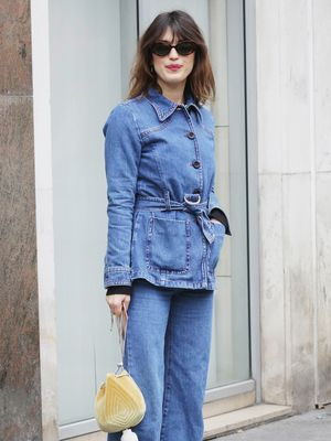 The Denim Piece You Will 100% Wear for the Next 12 Months
