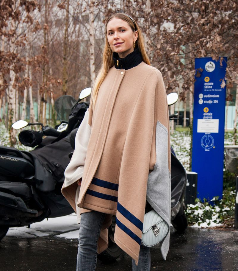 Microtrend Monday: Good News, Betty Suarez, Ponchos Have Become Cool Again