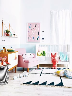 8 Modern Nurseries That Will Have You Paring Back Your Baby's Space