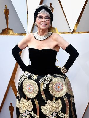 This 86-Year-Old Actress Just Re-Wore the Same Dress From Her 1962 Oscar Win