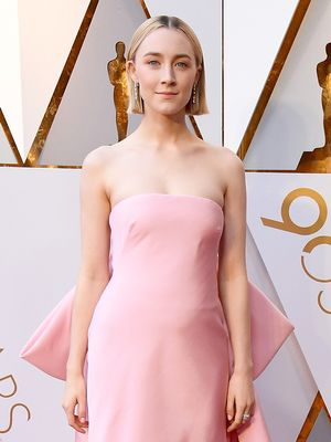 Saoirse Ronan's Oscars Dress Was Made to Transition From Awards to After-Party