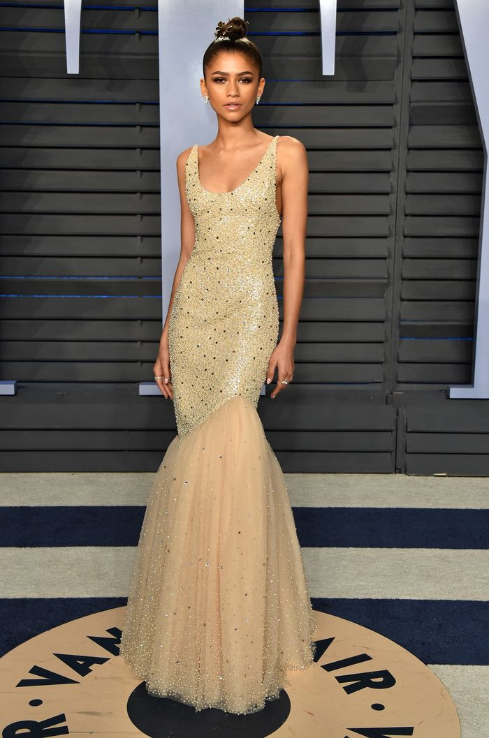 The Oscars After-Party Outfits We Can't Stop Staring At
