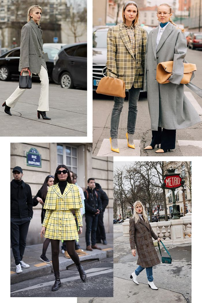 Paris Fashion Week street style trends from March 2018