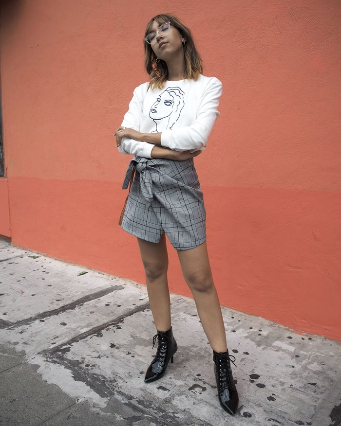 Face-print fashion trend