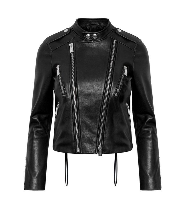Anine Bing Bowie Leather Jacket