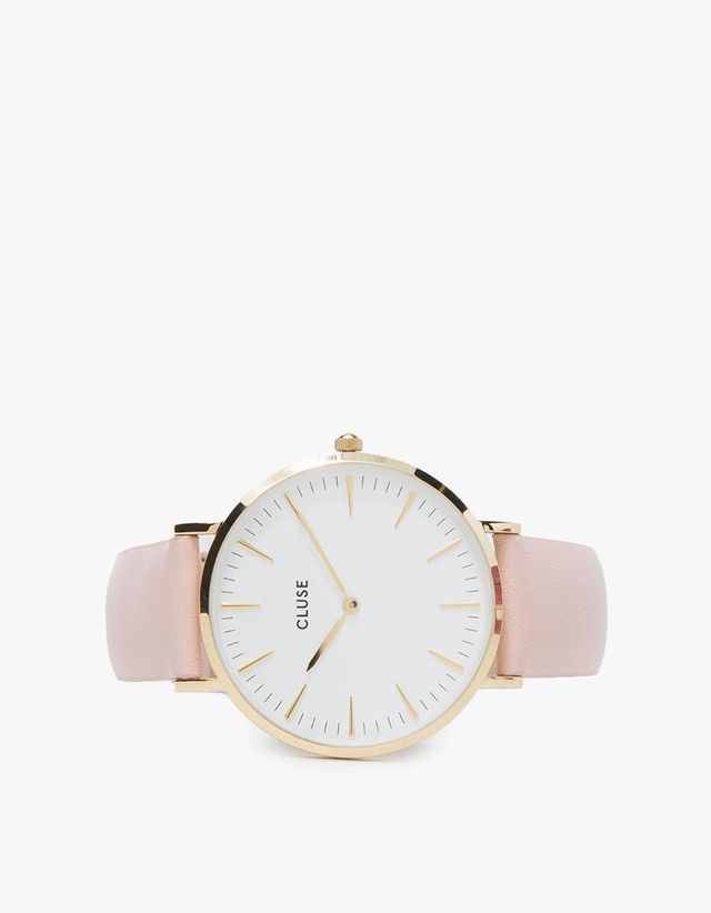 La Bohème Gold White/Pink