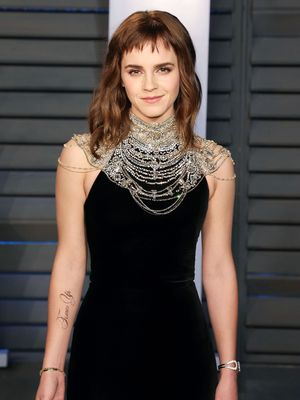 Emma Watson's Oscars Tattoo Is Getting Attention for the Wrong Reason