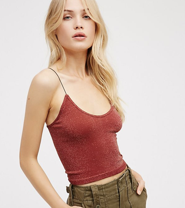 Skinny Strap Brami by Intimately at Free People