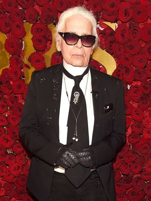 Karl Lagerfeld Has a Secret Nickname for His Favorite Models