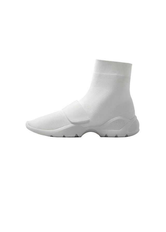 Sole sock sneakers