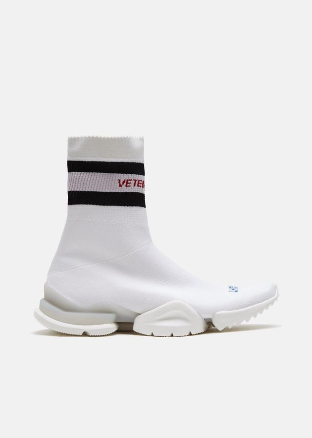 Reebok Sock Sneakers White Size: EU 40
