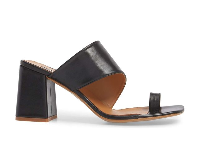 Nimble Toe Loop Slide Sandal
