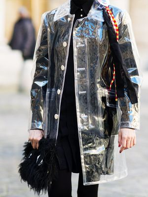 Why Is No One Questioning the Plastic Fashion Trend?