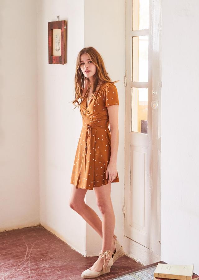 Sézane Anastasia Dress