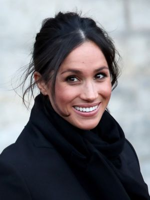 Meghan Markle's British Bridal Shower Was All About Pampering