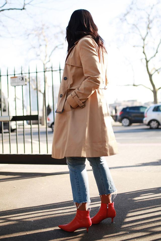 Another strong case for statement boots.